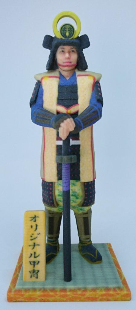 俺武者-オリジナル甲冑-
