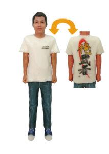 メメント Tシャツ(男性)