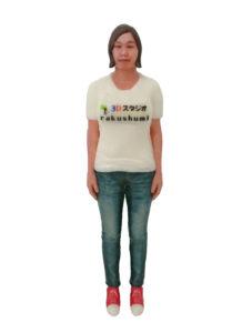 メメント Tシャツ(女性)