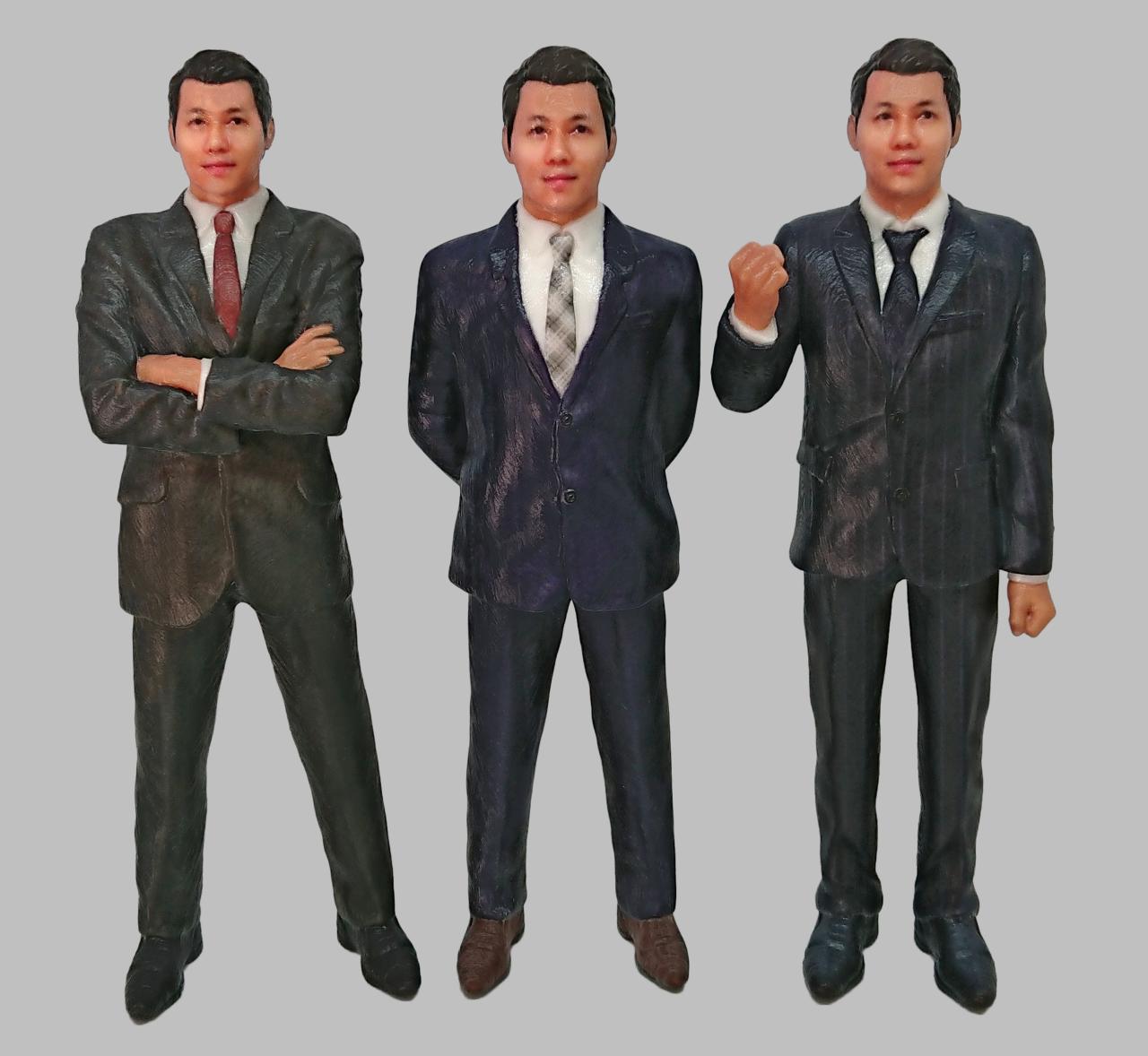 メメント「スーツ」バリエーション